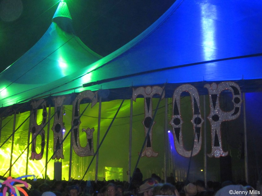 Bestival - Big Top